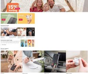 Smartphonehoesjes NL - BE cashback
