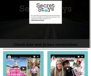 SecretStays cashback