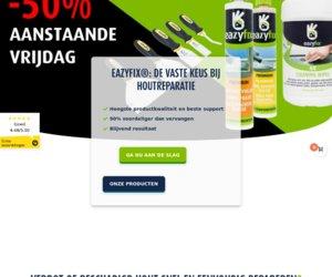 Eazyfix.nl cashback