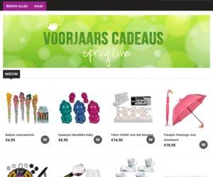 GiftsGadgets.nl cashback