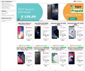 Phoneshop.nl cashback