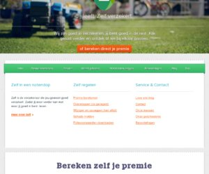 Zelf.nl cashback
