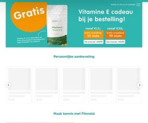 Flinndal.nl cashback