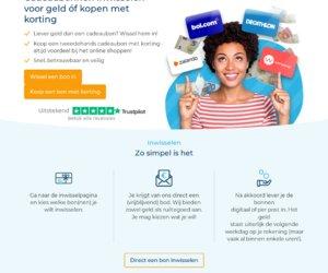 Wissel.nl cashback