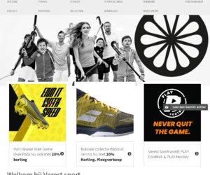 Verestsport.com cashback