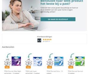 Hulpmiddelonline.nl cashback