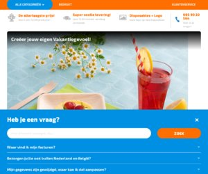 Disposablediscounter.nl cashback