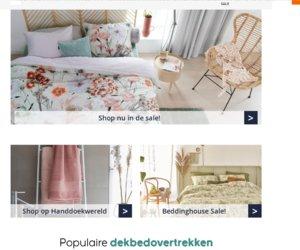 Bedshop.nl cashback
