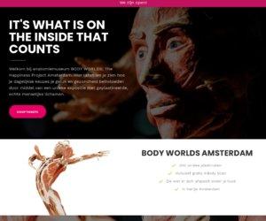 Bodyworlds.nl cashback