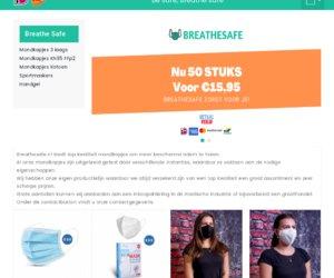 Breathesafe cashback
