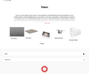 Metaalshopper.nl cashback