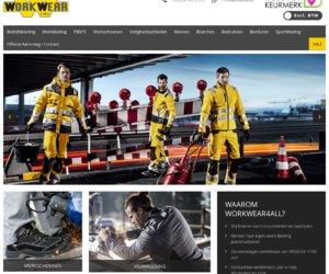 WorkWear4All.nl cashback
