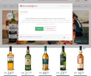 Drankdozijn.nl cashback