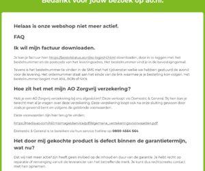 ao.nl cashback