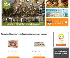 Shopa Andalucia.nl cashback