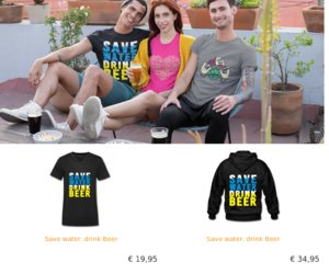Craftbeer-shirts.nl cashback