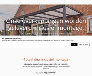 Overkappingplaza.nl cashback