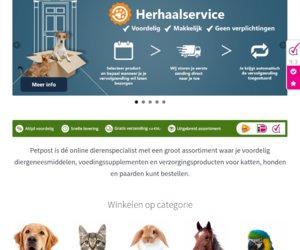 Petpost.nl cashback
