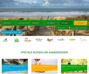 Bungalows.nl cashback