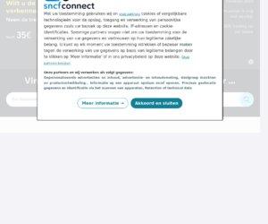 Voyages SNCF cashback