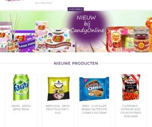 Candyonline.nl cashback
