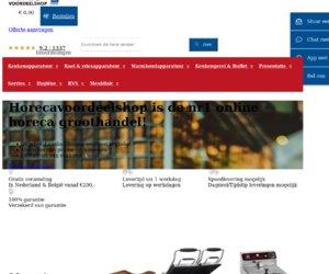 Horecavoordeelshop.nl cashback