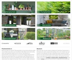 Plantenwinkel.nl cashback