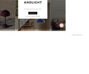 AndLight (EU) cashback