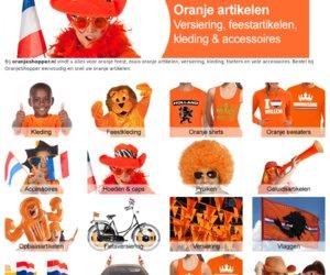 Koningsdagwinkel.nl cashback