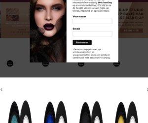 Makeup Studio cashback