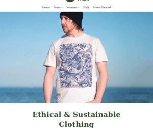 Ethical & Sustainable Clothing cashback