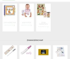 Zwangerenkids.nl cashback