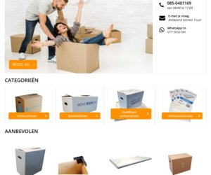 Verhuisdozen-sale.nl cashback