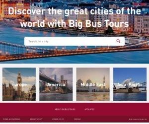 BigBusTours.com cashback
