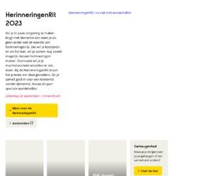 Alzheimer Nederland cashback