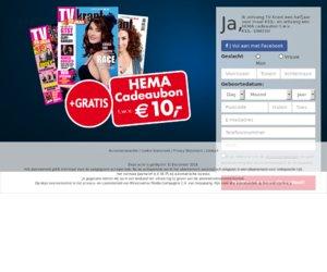TV Krant cashback