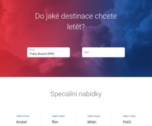 Czech Airlines cashback