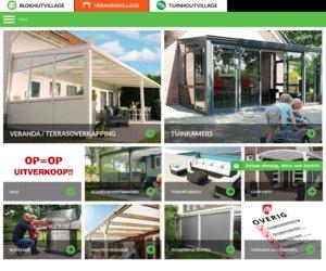 Verandavillage.nl cashback