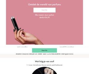 Parfumado.com cashback