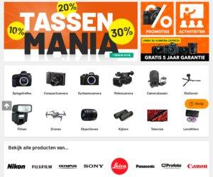 Kameraexpress.nl cashback