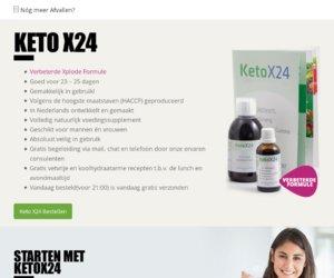 KetoX24.com cashback