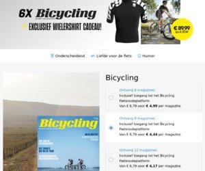 Bicycling.com/nl cashback