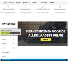 Sneakeroutlet.nl cashback