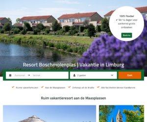 Boschmolenplas.nl cashback