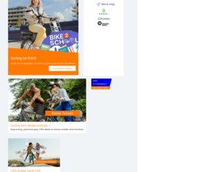 Adobike.nl cashback