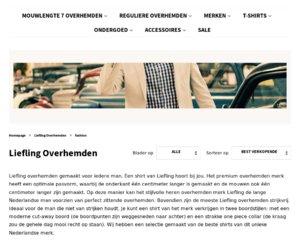 Liefling.com cashback