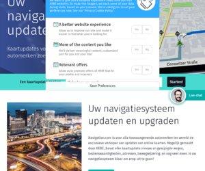Navteq Navigation cashback