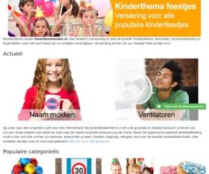 Funenfeestwinkel.nl cashback