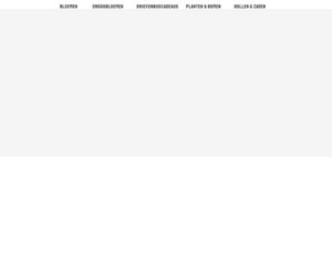 Brievenbus-bloemen.nl cashback