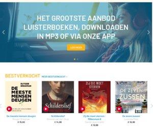 Luisterboeken.nl cashback